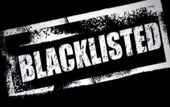 How do I check if I'm blacklisted